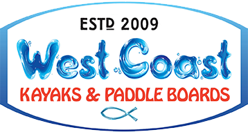 West Coast Kayaks & Paddle Boards est. 2009
